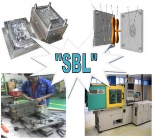 product and injection mould