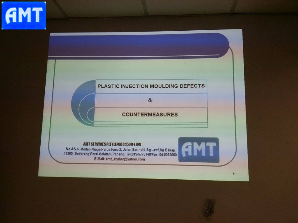 Injection Molding Process & Parameter Settings - AMT SERVICES